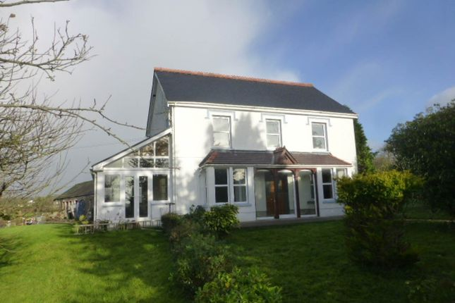 Thumbnail Detached house to rent in Station Road, St. Clears, Carmarthen