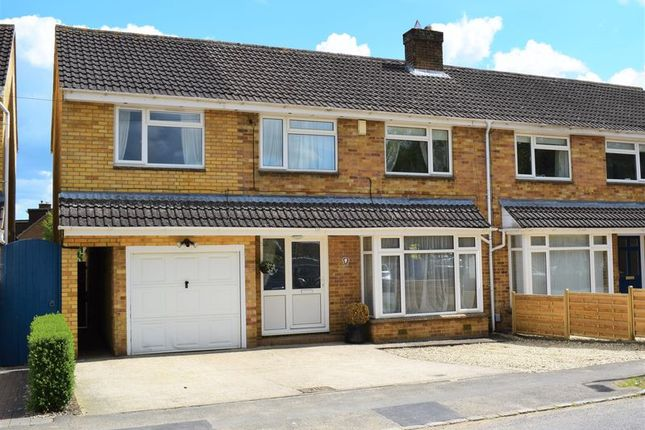 Thumbnail Semi-detached house for sale in Mulcaster Avenue, Kidlington