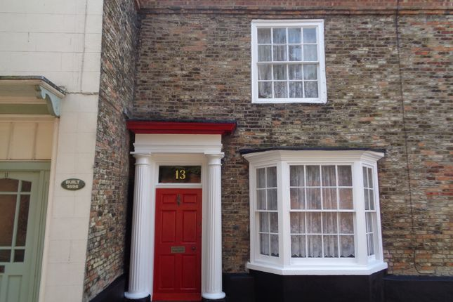 Thumbnail Terraced house to rent in Westgate, Bridlington