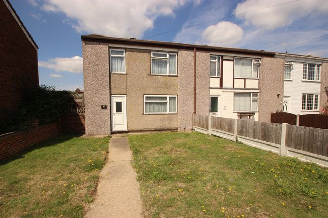 3 bed end terrace house for sale in Link Road, Canvey Island