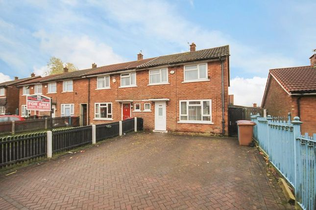 Thumbnail Semi-detached house for sale in Spa Crescent, Little Hulton, Manchester