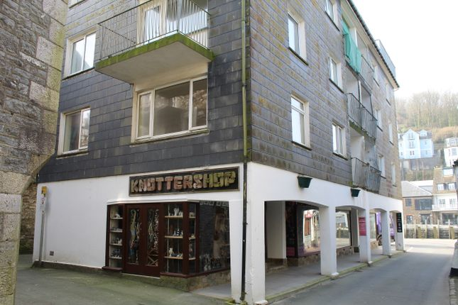 2 bed flat for sale in The Quay, East Looe PL13