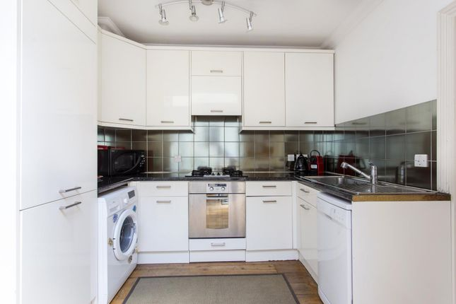 Kitchen of Clarence Way, London NW1