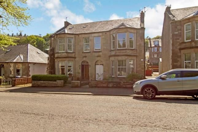 Thumbnail Flat for sale in South Street, Greenock, Inverclyde