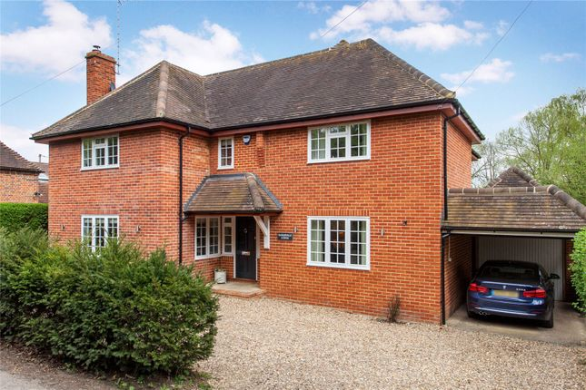 Thumbnail Detached house for sale in Mill Road, Shiplake, Oxfordshire