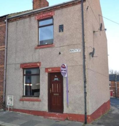 Thumbnail End terrace house for sale in Ninth Street, Horden, Peterlee