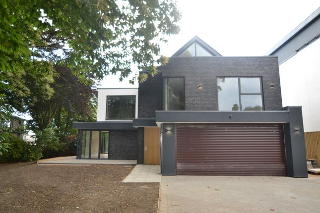 Thumbnail Detached house for sale in Minterne Road, Evening Hill, Poole