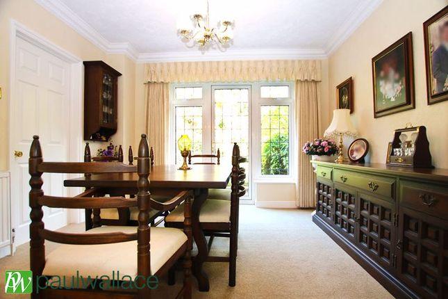 Dining Room of The Oval, Broxbourne EN10