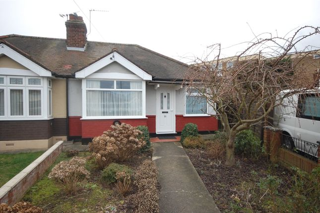 2 bed bungalow for sale in Marina Gardens, Romford, Essex