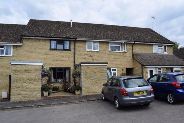 Terraced house for sale in Kerwood Close, Woodstock