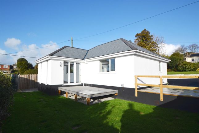 Thumbnail Detached bungalow for sale in Passage Hill, Mylor, Falmouth