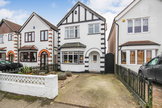 3 bed detached house for sale in Englands Lane, Loughton, Essex