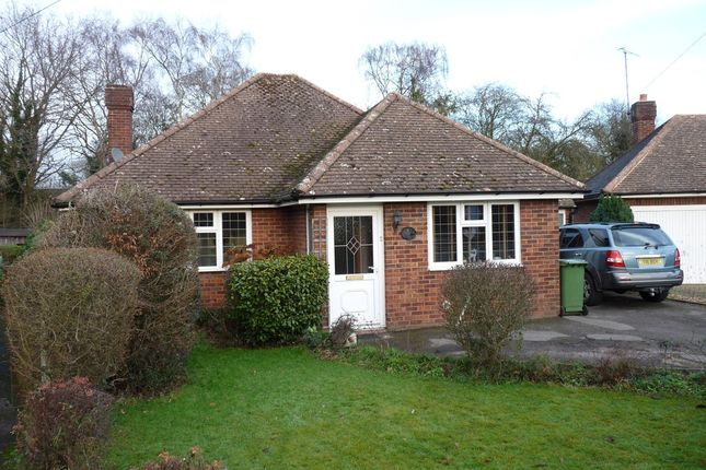 Thumbnail Detached bungalow for sale in Penlee Close, Edenbridge
