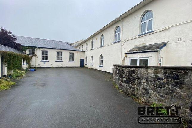 Thumbnail End terrace house for sale in Victoria Road, Pembroke Dock, Pembrokeshire.