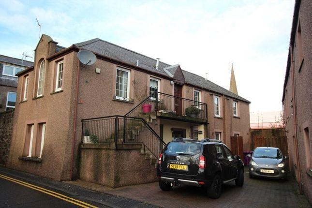 Thumbnail Flat to rent in Martins Lane, Brechin