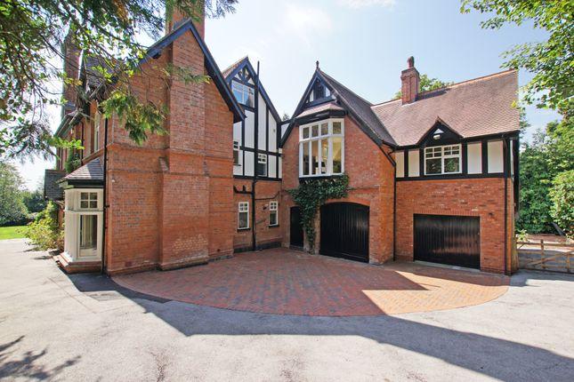 Garaging of Mearse Lane, Barnt Green, Birmingham B45