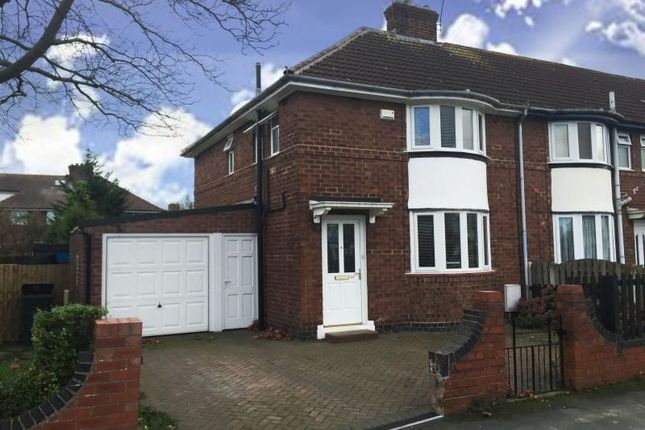 Thumbnail Semi-detached house to rent in Burton Green, York