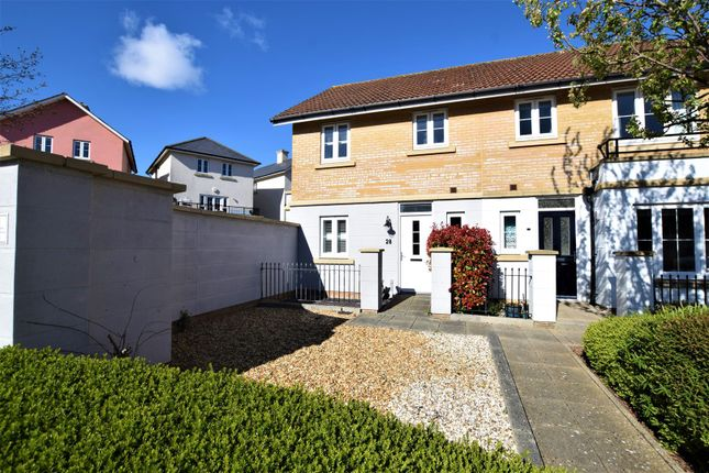 3 bed end terrace house for sale in Watch House Place, Port Marine, Portishead BS20