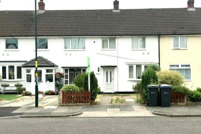 Front of Gressel Lane, Birmingham B33