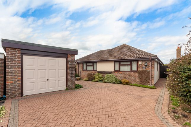 Thumbnail Bungalow for sale in Chatsworth Avenue, Peacehaven