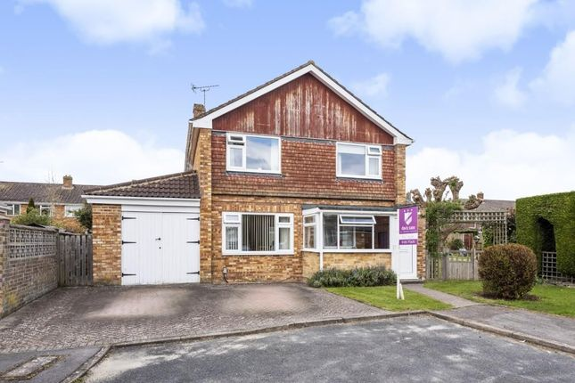 4 bed detached house for sale in Fettiplace, Wantage OX12