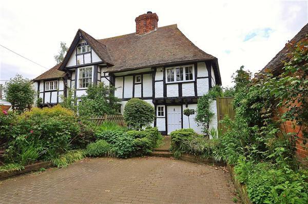 Thumbnail Semi-detached house for sale in Southenay Lane, Sellindge, Ashford