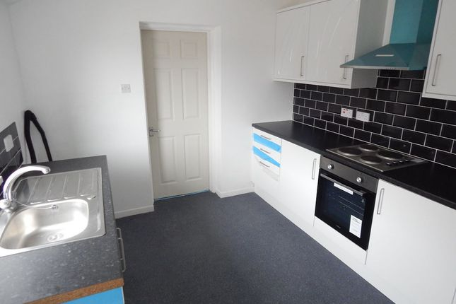 Thumbnail End terrace house for sale in Ty Bryn Road, Abertillery