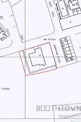 Thumbnail Land to let in Land At Crown Road, Boothtown, Halifax