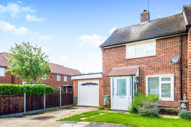 Thumbnail End terrace house for sale in Weir Hall Avenue, London