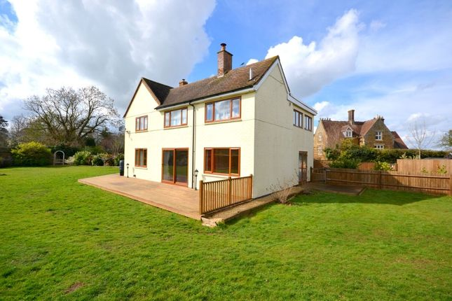Thumbnail Detached house to rent in Towcester Road, Litchborough, Towcester