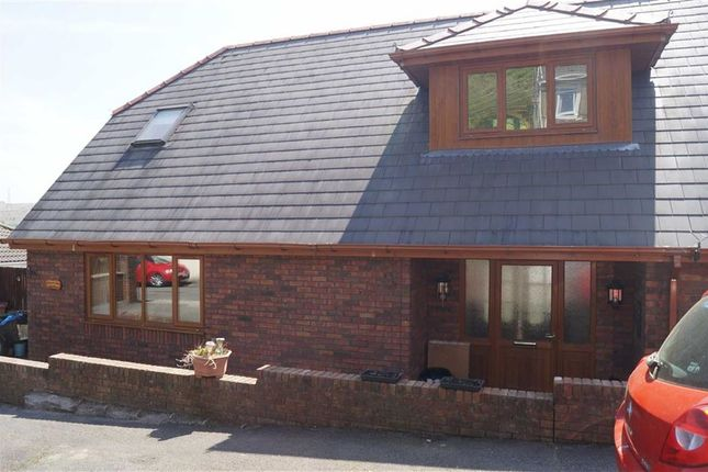 Thumbnail Detached house for sale in Salisbury Road, Abercynon, Mountain Ash