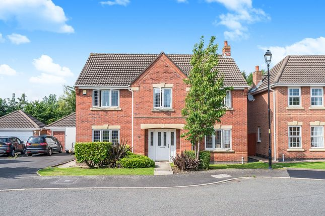 Thumbnail Detached house for sale in Lanark Gardens, Widnes, Cheshire