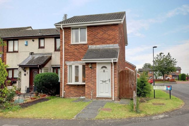 Thumbnail End terrace house for sale in Bishopdale, Wallsend, Tyne And Wear