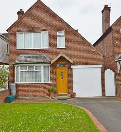 Thumbnail Detached house for sale in George Road, Great Barr, Birmingham
