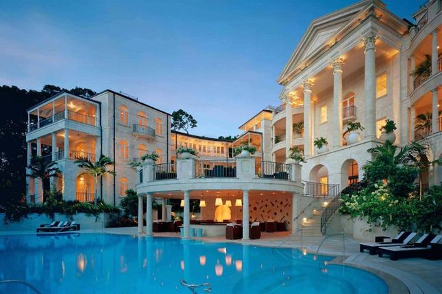 Thumbnail Apartment for sale in One Sandy Lane, St James, Barbados