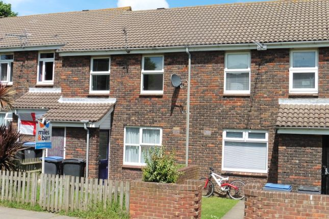 Thumbnail Terraced house for sale in Leivers Road, Deal