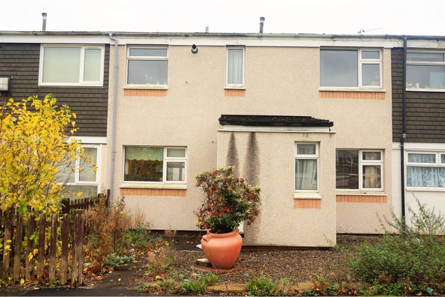 Thumbnail Terraced house for sale in Sandcroft, Sutton Hill Telford
