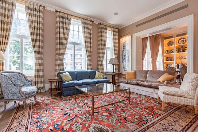 3 bed flat for sale in Prince Consort Road, London
