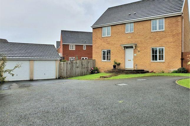 Thumbnail Detached house for sale in Clos Y Gog, Broadlands, Bridgend, Mid Glamorgan