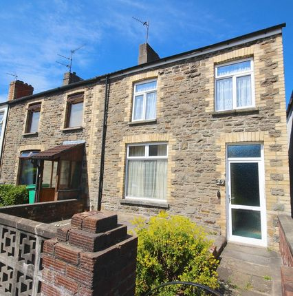 Thumbnail End terrace house for sale in Copleston Road, Llandaff North, Cardiff