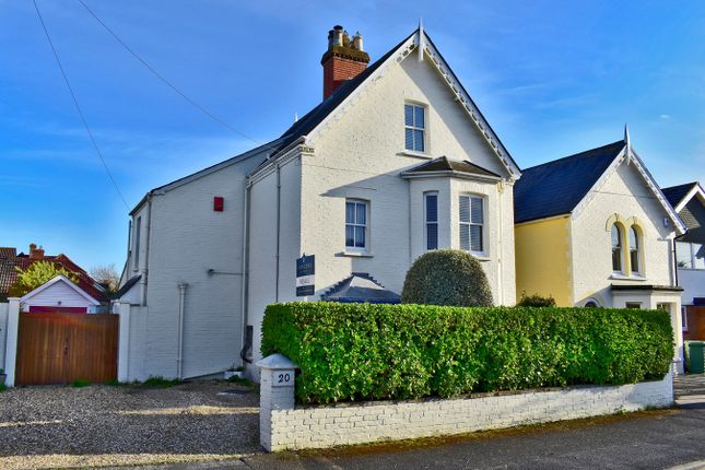 Thumbnail Detached house for sale in Stanley Road, Stanley Road, Lymington