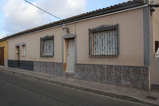 2 bed bungalow for sale in El Algar, Murcia, Spain