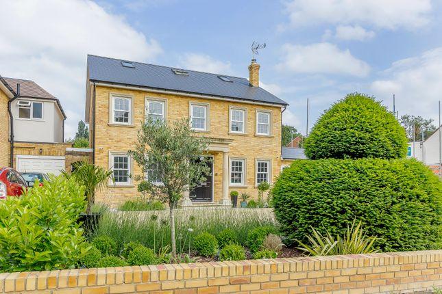 Thumbnail Detached house for sale in Elmstead Glade, Chislehurst