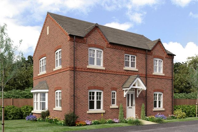 "Thumbnail Detached house for sale in ""Stevenson"" at Radbourne Lane, Derby"