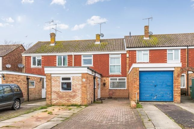 Thumbnail Terraced house for sale in Oakwood, Partridge Green, West Sussex