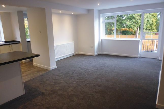 Thumbnail Flat to rent in Warwick Road, Solihull, West Midlands