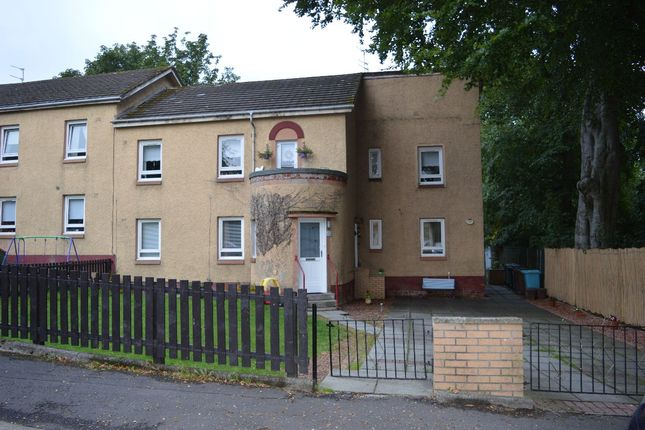 Thumbnail Flat for sale in Colt Avenue, Townhead, Coatbridge