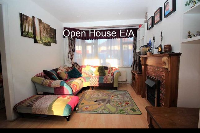 Thumbnail Semi-detached house to rent in Hilcroft Crescent, Ruislip