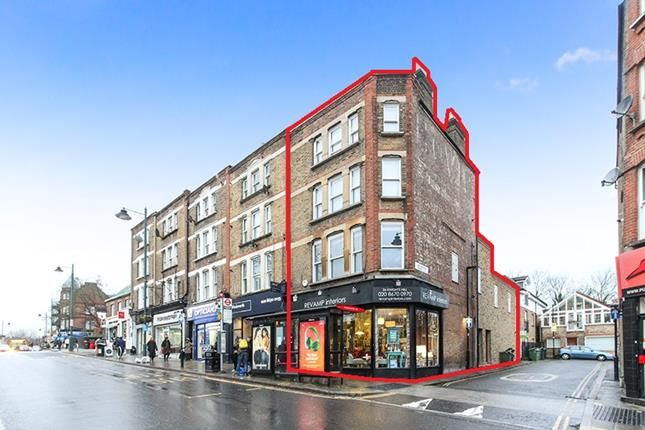 Thumbnail Retail premises for sale in Retail With Upper Parts, 26 Knights Hill, London
