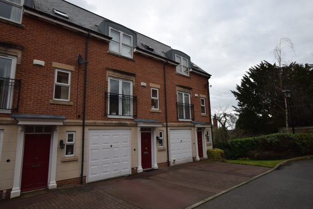 3 bed terraced house to rent in St. Katherines Court, Derby